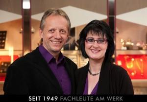 Fritz und Silvia Bernlocher. Foto: Oliver Frank